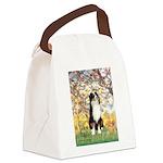 Spring - Tri Aussie 2 Canvas Lunch Bag