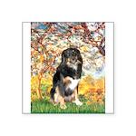 Spring-Aussie (Tri-L) Square Sticker 3