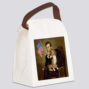 Lincoln & Beagle Canvas Lunch Bag