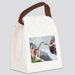 Creation of the Beagle Canvas Lunch Bag