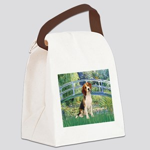 Bridge & Beagle Canvas Lunch Bag