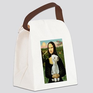 Mona / Bedlington(T) Canvas Lunch Bag