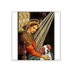 Madonna/Brittany Square Sticker 3