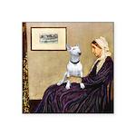 Mom's Bull Terrier (#1) Square Sticker 3