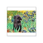 Irises / Cairn (#17) Square Sticker 3