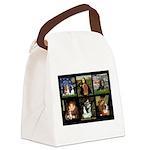 Cavalier Famous Art Comp1 Canvas Lunch Bag