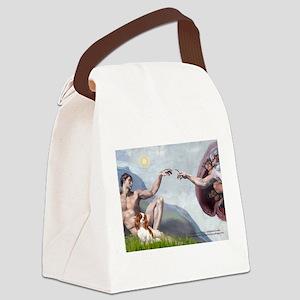 Creation / Cavalier Canvas Lunch Bag