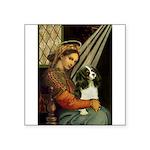 Madonna & Tri Cavalier Square Sticker 3