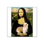 Mona/Puff Square Sticker 3