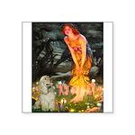 Midsummer / Cocker Spaniel Square Sticker 3