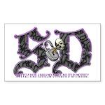 SoD Sticker (Rectangle 50 pk)