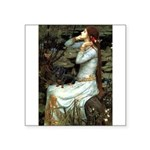 Ophelia's Dachshund Square Sticker 3