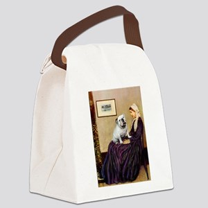 Mom's English BD (#9) Canvas Lunch Bag