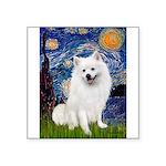 Starry / Eskimo Spitz #1 Square Sticker 3