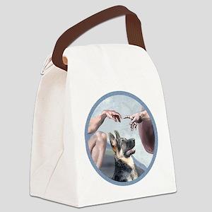 Creation-G-Shep (15) Canvas Lunch Bag