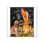 Fairies & Golden Square Sticker 3