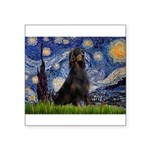 Starry Night & Gordon Square Sticker 3