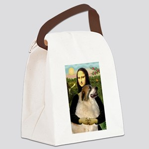 Mona / Gr Pyrenees Canvas Lunch Bag