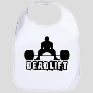 Deadlift Black Bib