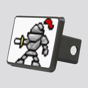 knightscharge Rectangular Hitch Cover