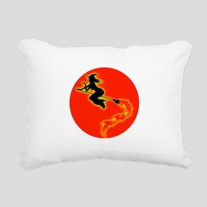 witch5 Rectangular Canvas Pillow