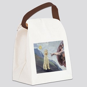 Creation / Ital Spinone Canvas Lunch Bag