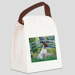 Bridge / JRT Canvas Lunch Bag
