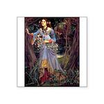 Ophelia / JRT Square Sticker 3
