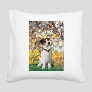 Spring / JRT Square Canvas Pillow