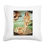 Venus / Lhasa Apso #9 Square Canvas Pillow