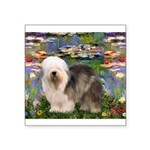 Lilies / OES Square Sticker 3
