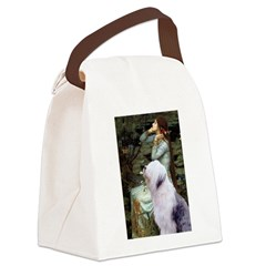 Ophelia / OES Canvas Lunch Bag