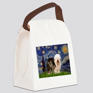 Starry / OES Canvas Lunch Bag