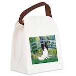 Bridge & Papillon Canvas Lunch Bag