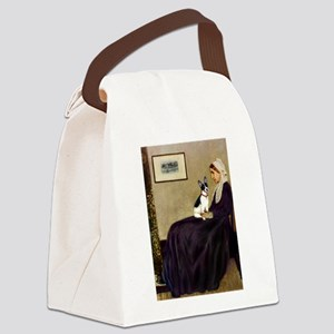 Whistler's / Rat T Canvas Lunch Bag