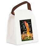 Mideve / Rho Ridgeback Canvas Lunch Bag