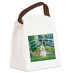 Bridge/Sealyham L2 Canvas Lunch Bag
