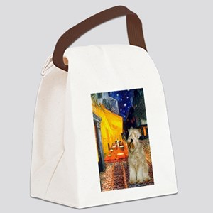 Cafe & Wheaten Canvas Lunch Bag