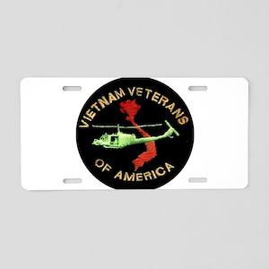 VVA Chopper Aluminum License Plate