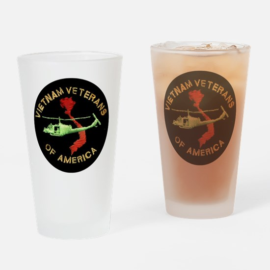 VVA Chopper Drinking Glass
