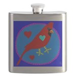 cardinalsong Flask