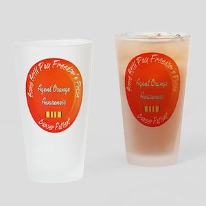 Freedom's Price Drinking Glass