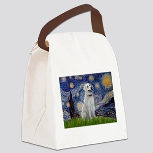 5.5x7.5-Starry-AnatolShep1 Canvas Lunch Bag