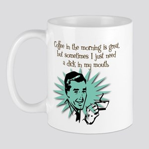 Coffee in the A.M. Mug