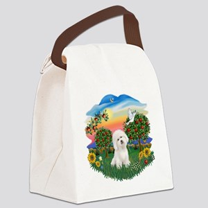 Bright Country - Bicho Frise 3 Canvas Lunch Ba