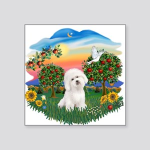 Bright Country - Bicho Frise 3 Square Sticker