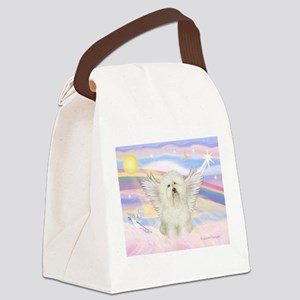 Bolognese Angel Canvas Lunch Bag