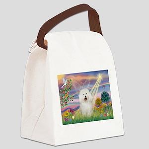 Cloud Angel/Bolognese Canvas Lunch Bag