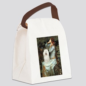 5.5x7.5-Oph2-Bolognese1 Canvas Lunch Bag