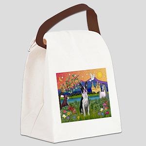 Fantasy Land/Boston T Canvas Lunch Bag